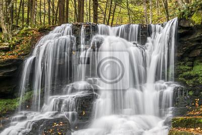 Dry Run Falls - Pensylwania