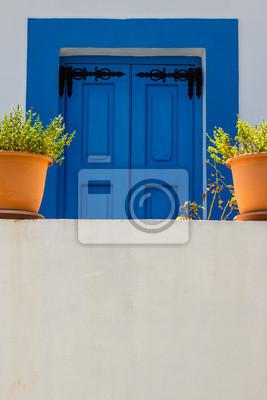 Drzwi z doniczki