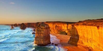 Obraz Dwunastu Apostołów, Great Ocean Road, Australia