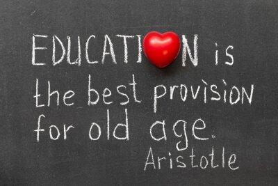 Obraz edukacja jest