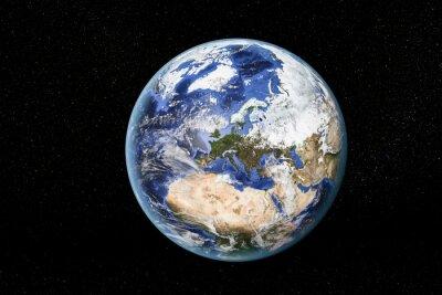 Obraz Elementy tego zdjęcia dostarczone przez NASA
