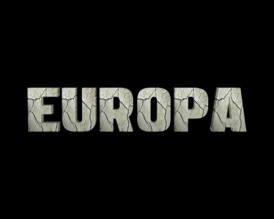 Obraz Europa 3d brzeczki