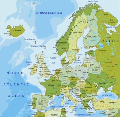 Obraz Europa.