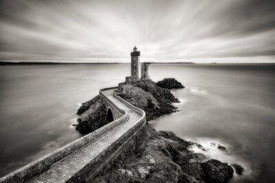 Obraz Faro di Petit Minou, Bretagna, Francia