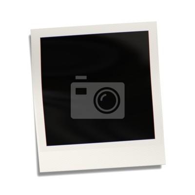 fotografia polaroid pusty