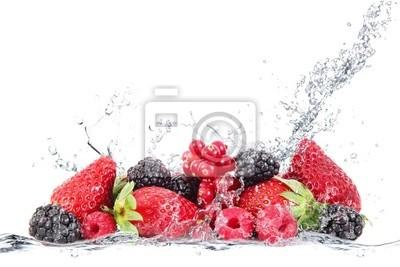 Obraz frutti di bosco powitalny