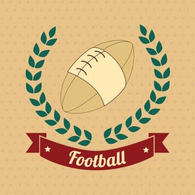 Obraz Futbol amerykański