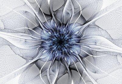 Obraz Futurystyczne kwiat