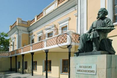 Galeria malarza pejzaż morski Ivan Aivazovsky - Krym