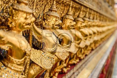 Garuda Wat Phra Kaew, Bangkok, Tajlandia
