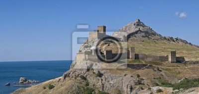 Genueńczyków Sudak Zamek