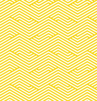 Obraz geometryczny wzór w paski