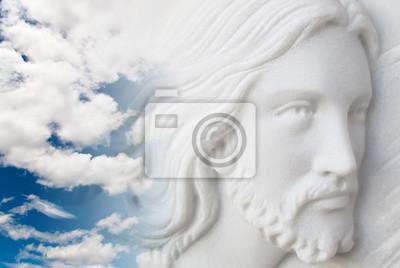 Gesù Cristo - Jezusa Chrystusa w niebie