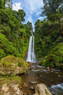 Gitgit Waterfall - Bali island Indonesia
