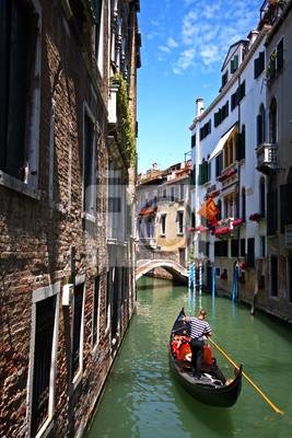 Gondola Venezia, Italia