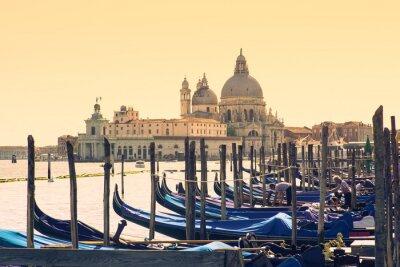 Obraz Gondole, Wenecja
