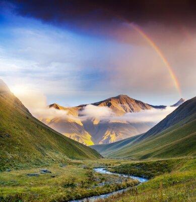 Obraz Górski krajobraz