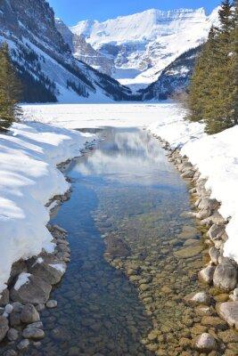Obraz Góry i rzeki