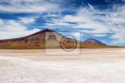 Góry w Boliwii Altiplano: 2013