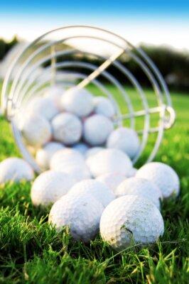 Obraz Gra w golfa.