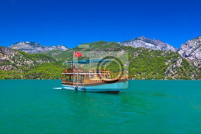 Green Canyon w Turcji