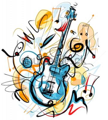 Obraz Guitar Solo