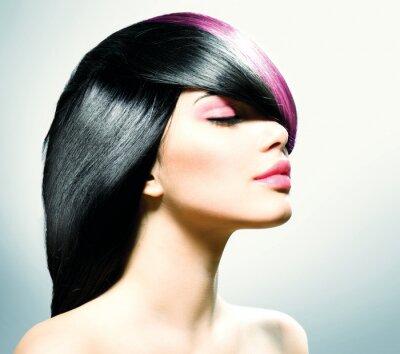 Obraz Hair Fashion. Fryzura
