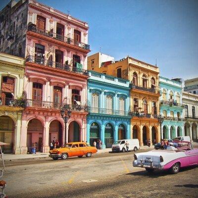 Obraz Hawana, Kuba