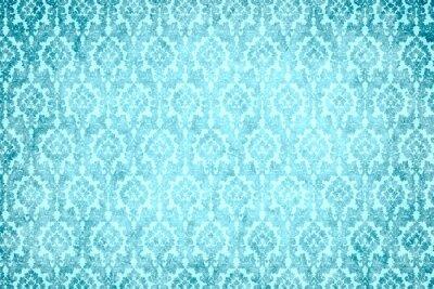 Obraz hintergrund - Blaue Pracht