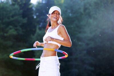 Obraz hula hoop