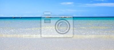 Idylliczne Coastal Scene