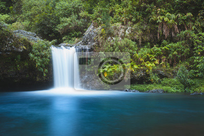 Obraz Ile de la Réunion - Cascade Langevin