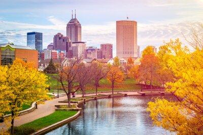 Obraz Indianapolis, Indiana, USA
