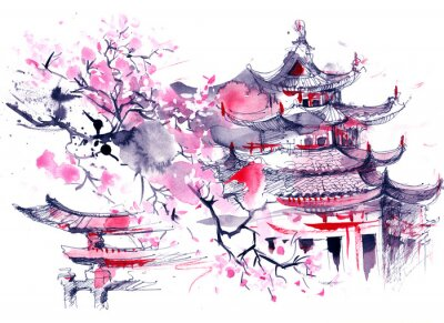 Obraz Japonia