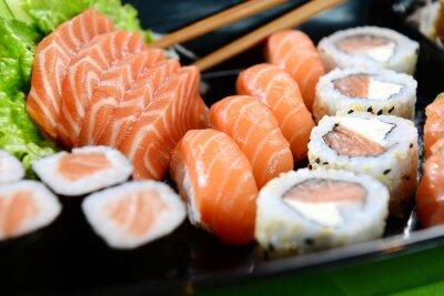 Obraz Japoński żywności - Sushi