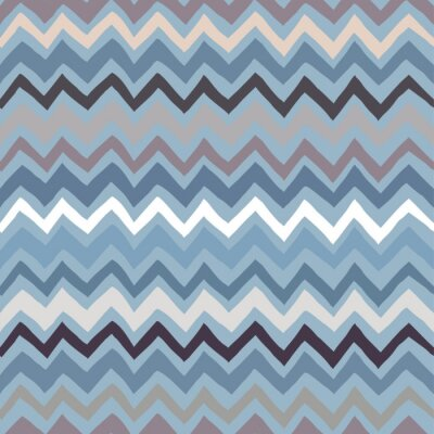 Obraz Jednolite wzór chevron