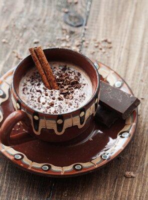 Obraz Kakao i czekolada