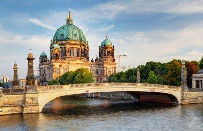 Obraz Katedra w Berlinie, Berliner Dom