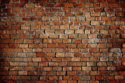 Obraz Klasyczne Piękny Textured Brick Wall