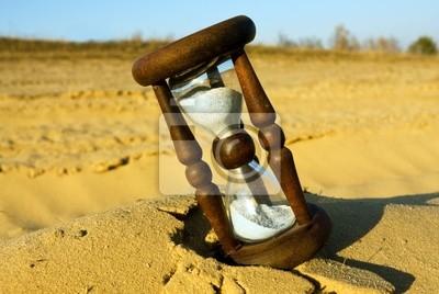 Klepsydra na pustyni