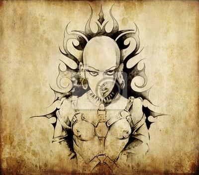 Фоны для татуировок