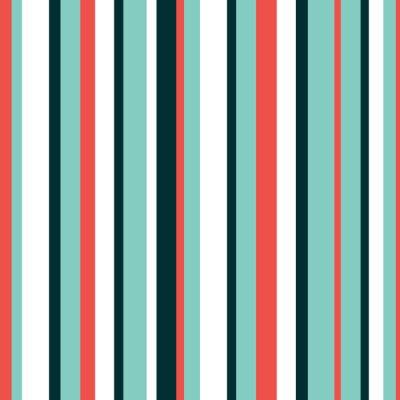 Obraz Kolor piękne tło wektor wzór w paski. Może być stosowany do tapety, wzór wypełnienia tła strony internetowej, tekstury powierzchni, w przemyśle włókienniczym, na ilustracji książki design.vector