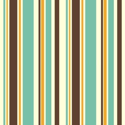 Obraz kolorowe paski bezszwowe tło wzór ilustracji wektorowych