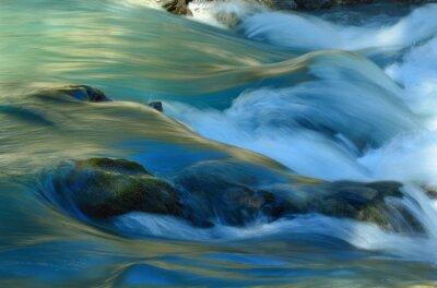 Obraz Kolorowe strumień