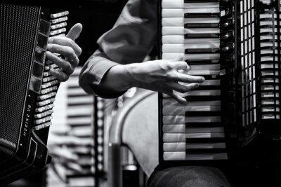 Obraz Konzert Handharmonika Club, Akkordeon Orchester, Szczegóły