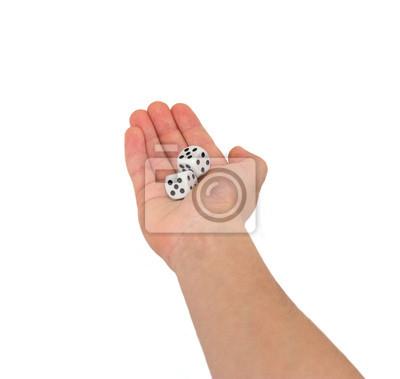 Kości w ręku
