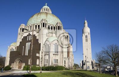 Kościół Najświętszego Serca Pana Jezusa w Liège, Belgia