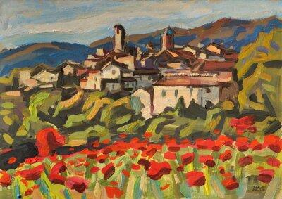 Obraz krajobraz