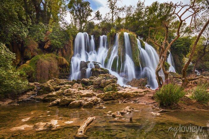 Obraz Kravice wodospad w Bośni i Hercegowinie