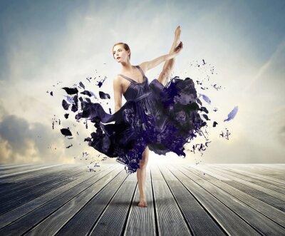 Obraz Kreatywne balet